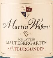 Vorschau: Schlatter Maltesergarten Spätburgunder 2018 - Martin Waßmer