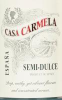 Vorschau: Casa Carmela Semi-Dulce Tinto DO 2019 - Bodegas Castaño