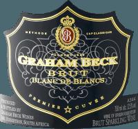 Vorschau: Cap Classique Blanc de Blancs Brut 2016 - Graham Beck