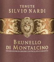 Vorschau: Brunello di Montalcino DOCG 2016 - Tenute Silvio Nardi