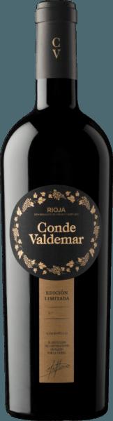 Conde Valdemar Edición Limitada Rioja DOCa 2015 - Bodegas Valdemar