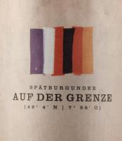 Vorschau: Auf der Grenze Spätburgunder 2016 - Bernhart