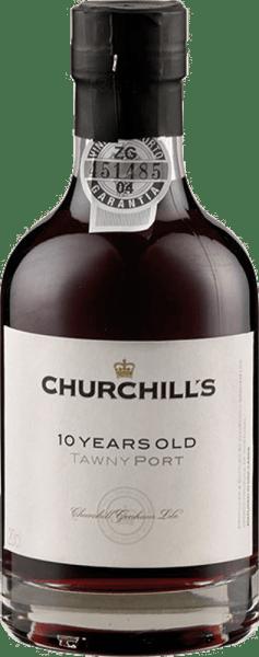 10 Years Old Tawny 0,2 l - Churchill's