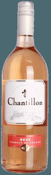 Chantillon Rosé Vicomté d'Aumelas 1,0 l 2019 - Vignerons de la Vicomté