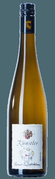 Kunststückchen Riesling trocken 2018 - Weingut Künstler