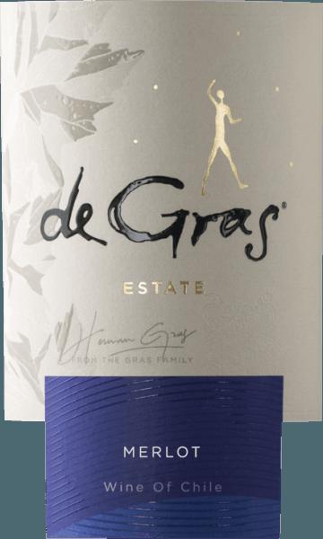 De Gras Merlot Central Valley 2019 - Viña MontGras von Viña Montgras