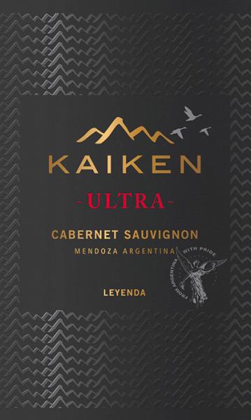 Ultra Cabernet Sauvignon 2018 - Viña Kaiken von Bodega Kaiken
