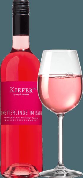 Schmetterlinge im Bauch Rosé 2019 - Weingut Kiefer von Weingut Kiefer