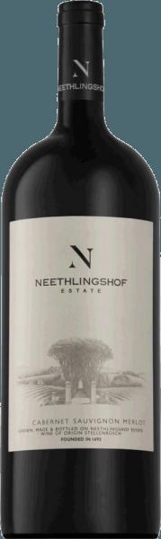 Cabernet Sauvignon Merlot Stellenbosch WO 2015 1,5 l Magnum - Neethlingshof Estate