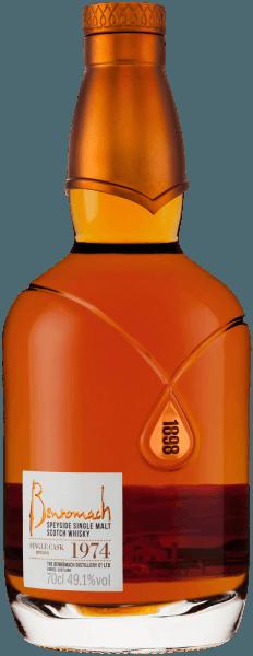 Benromach Vintage Speyside Single Malt Scotch Whisky 1974 - Benromach Distillery