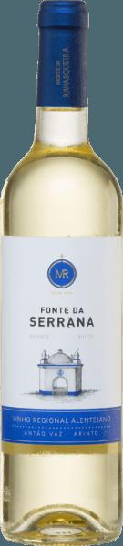 Fonte da Serrana Branco 2018 - Monte da Ravasqueira