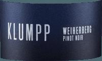 Vorschau: Weiherberg Pinot Noir trocken 2017 - Klumpp