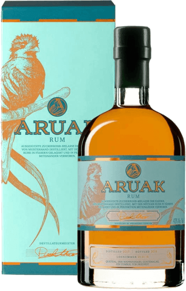ARUAK Rum 0,5 l - Brennerei Ziegler