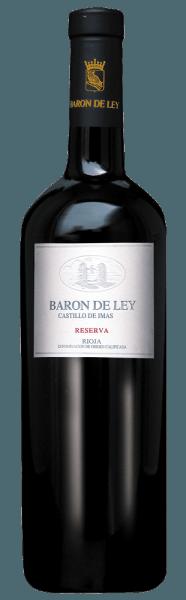 Castillo de Imas Reserva Rioja DOCa 2010 - Barón de Ley