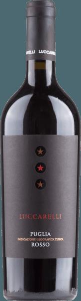 Luccarelli Rosso Puglia 2019 - Farnese Vini