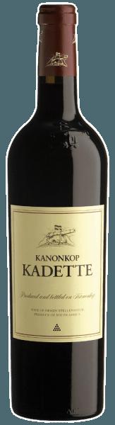Dieser Wein präsentiert sich im Mund mit einem samtigen, ausbalancierten Geschmack, der von einem kleinen Tanninenanteil akzentuiert wird. Der Kadette von Kanonkop gibt reichhaltige Fruchtaromen im Bordeauxstil preis. Servieren Sie ihn zu leichten Fleischgerichten.