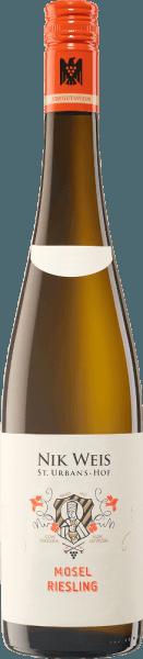 Mosel Riesling trocken 2019 - Nik Weis St. Urbans-Hof