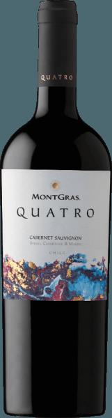 MontGras Quatro 2019 - Viña Montgras von Viña Montgras