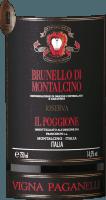 Vorschau: Vigna Paganelli Brunello di Montalcino Riserva DOCG 1,5 l Magnum in OHK 2012 - Tenuta il Poggione