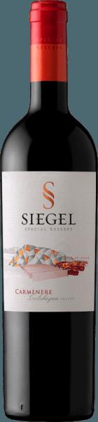 Special Reserve Carménère 2018 - Viña Siegel