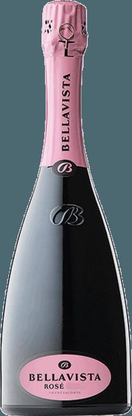 Vendemmia Rosé Brut Franciacorta DOCG 2015 - Bellavista