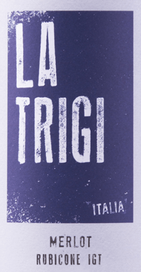 Merlot Rubicone IGT 1,5 l Magnum 2018 - La Trigi von La Trigi