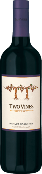 Two Vines Merlot Cabernet 2015 - Columbia Crest