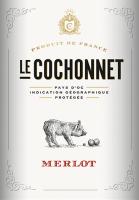Vorschau: Le Cochonnet Merlot 1,0 l 2018 - Vignerons de la Vicomté