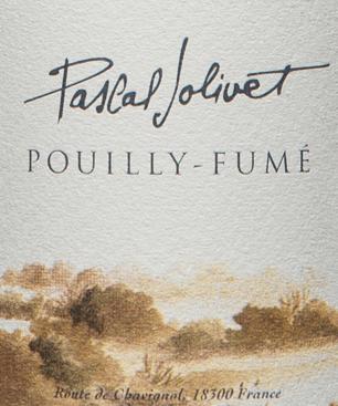 Pouilly Fumé AOC 2018 - Pascal Jolivet von Pascal Jolivet