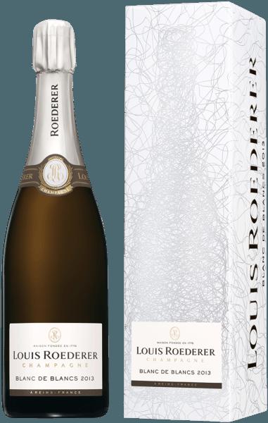 Blanc de Blancs Brut 2013 - Champagne Louis Roederer