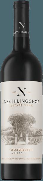 Malbec Stellenbosch WO 2019 - Neethlingshof Estate