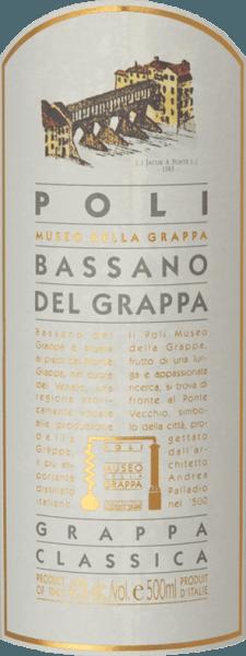 Bassano del Grappa Classica 0,5 l - Jacopo Poli von Jacopo Poli