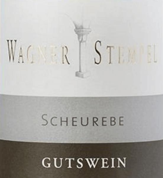 Scheurebe trocken 2019 - Wagner-Stempel von Wagner-Stempel