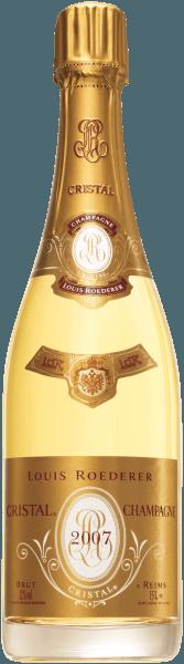 Roederer Cristal Brut 1,5 l Magnum 2007 - Champagne Louis Roederer