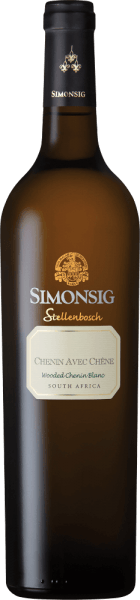 Chenin avec Chêne 2018 - Simonsig