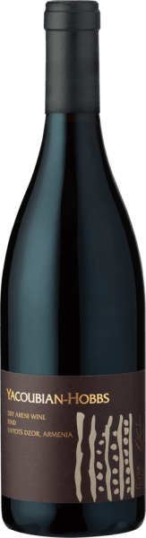 Dry Areni Wine 2015 - Yacoubian-Hobbs