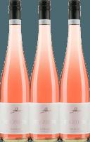 3er Vorteils-Weinpaket - Merlot Rosé eins zu eins feinherb 2019 - A. Diehl