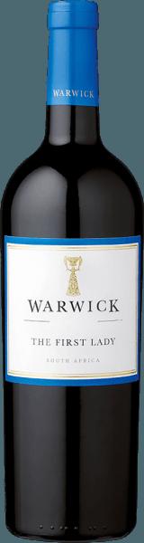 The First Lady Cabernet Sauvignon 2018 - Warwick Estate