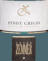 Vorschau: Pinot Grigio Südtirol DOC 2019 - Peter Zemmer