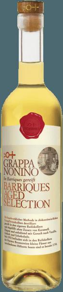 Grappa Barriques aged Selection 0,5 l - Nonino Distillatori