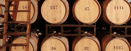 Holzausbau ist typisch für hochwertige italienische Weine