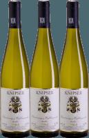 3er Vorteils-Weinpaket - Chardonnay & Weißburgunder 2019 - Knipser