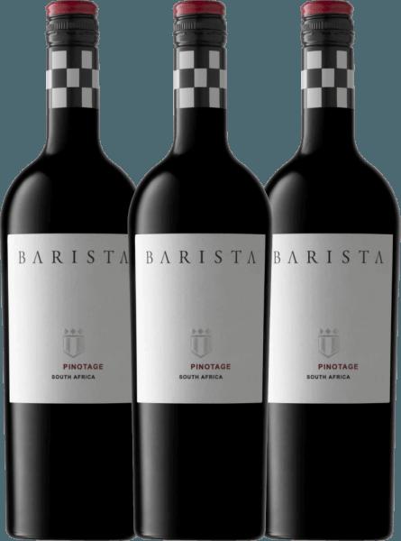 3er Vorteils-Weinpaket - Pinotage Western Cape 2020 - Barista