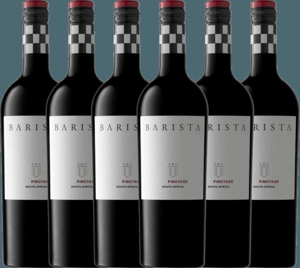 6er Vorteils-Weinpaket - Pinotage Western Cape 2020 - Barista
