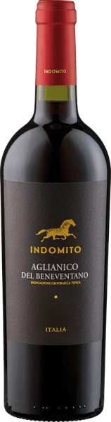 Indomito Aglianico del Beneventano 2019 - Francesco Minini