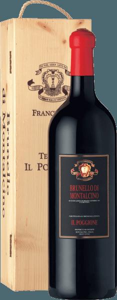 Brunello di Montalcino DOCG 3 l Jeroboam in OHK 2013 - Tenuta il Poggione