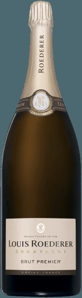 Brut Premier in Holzkiste 3,0 l Jeroboam - Champagne Louis Roederer