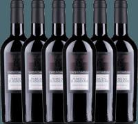 6er Vorteils-Weinpaket Primitivo di Manduria DOC 2018 - Conte di Campiano