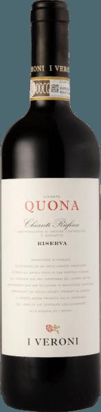 Quona Chianti Rufina Riserva DOCG 2017 - Fattoria I Veroni