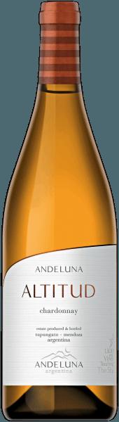Chardonnay Altitud Tupungato Mendoza 2016 - Andeluna Cellars
